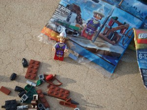 LEGO 30216 Lake Town Guard Hobbit (Pre)