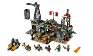 LEGO Chima 70014 The Croc Swamp Hideout - Toysnbricks