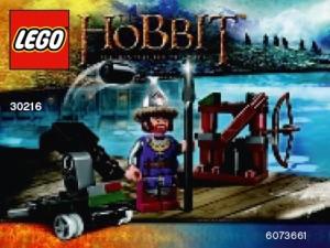 LEGO Hobbit 30216 Lake Town Guard