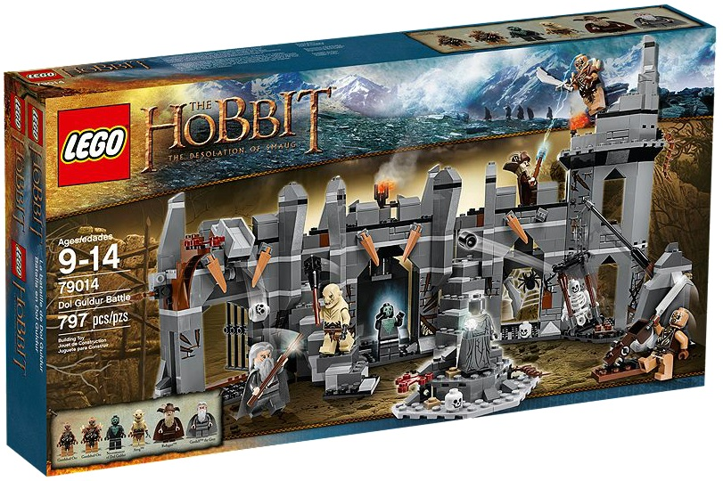LEGO Hobbit Dol Guldur Battle 79014 - Toysnbricks