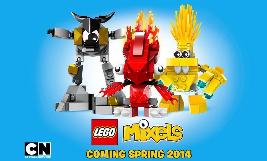 LEGO Mixels 2014 Microsite