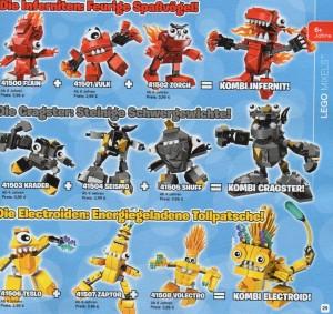 LEGO Mixels 2014 Poster (Pre)