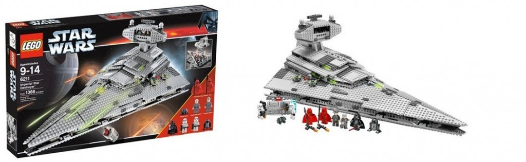 LEGO Star Wars 6211 Imperial Star Destroyer - Toysnbricks