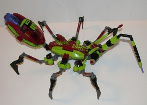 [MOC] Galaxy Squad Assassin Bug