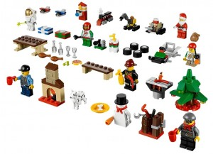 60024 LEGO City Advent Calendar 2013 -Toysnbricks