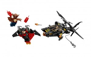 LEGO Batman Man-Bat Attack 76011 - Toysnbricks