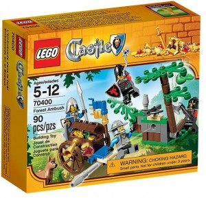 LEGO Castle Forest Ambush 70400 - Toysnbricks
