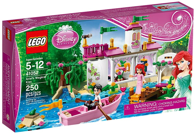 LEGO Disney Princess 41052 Ariel's Magical Kiss - Toysnbricks