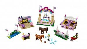 LEGO Friends Heartlake Horse Show 41057 - Toysnbricks