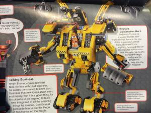 LEGO Movie 70814 Emmet's Construction Mech (Pre)