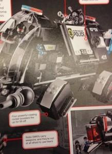 LEGO Movie 70815 Super Secret Police Troop (Pre)