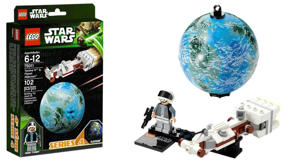 LEGO Star Wars Tantive IV & Alderaan 75011 - Toysnbricks