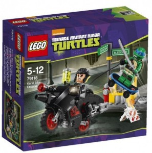 LEGO Teenage Mutant Ninja Turtles 79118 Karai Bike Escape (Pre)