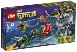 LEGO Teenage Mutant Ninja Turtles 79120 T-Rawkat Sky Strike (Pre)