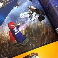 LEGO X-Men Magneto & Storm Minifigures 2014 (Pre)