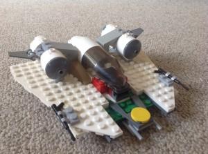 [MOC] CZ-3 LEGO