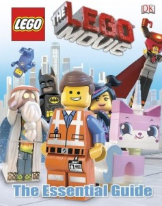 The LEGO Movie The Essential Guide DK Book - Toysnbricks