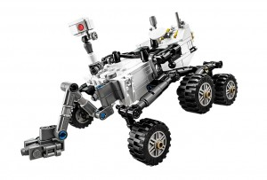 21104 LEGO Cuusoo NASA Mars Science Laboratory Curiosity Rover - Toysnbricks