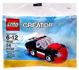 30187 LEGO Creator Fast Car Polybag
