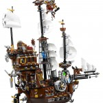 70810 LEGO Movie MetalBeard's Sea Cow High Resolution 2 - Toysnbricks