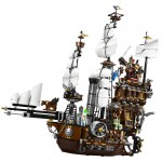 70810 LEGO Movie MetalBeard's Sea Cow High Resolution - Toysnbricks