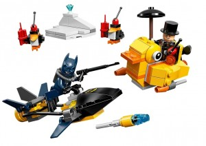 76010 LEGO Super Heroes Batman The Penguin Face off - Toysnbricks