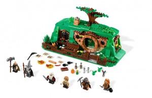 79003 LEGO Hobbit An Unexpected Gathering - Toysnbricks