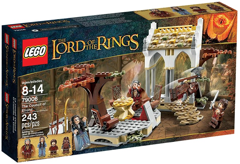 LEGO 79006 The Council of Elrond Lord of the Rings - Toysnbricks