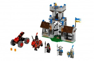 LEGO Castle 70402 The Gatehouse Raid - Toysnbricks