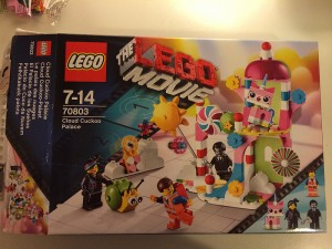 LEGO Movie Review 70803 Cloud Cuckoo Palace