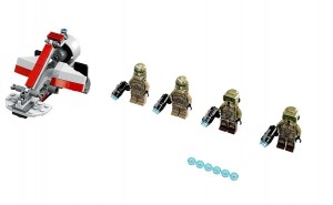 LEGO Star Wars Kashyyyk Troopers 75035 - Toysnbricks