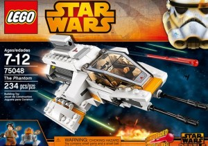 LEGO Star Wars Rebels 75048 The Phantom (Pre)