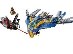 LEGO Super Heroes 76021 The Milano Spaceship Rescue (Pre)