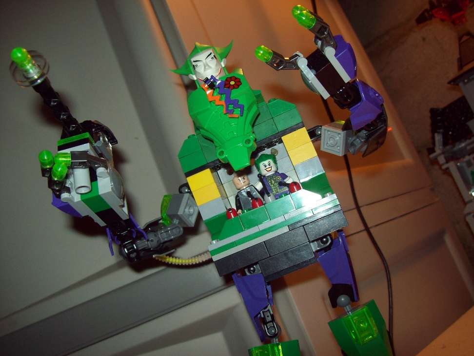 ... LEGO Batman 2 Joker Robot · 3 Forum Comments