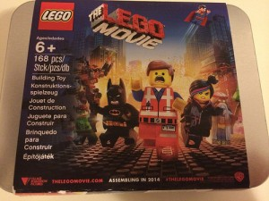 The LEGO Movie Collectible Tin