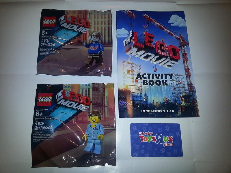 Canada Giveaway R Gifts Us Lego Movie N Scratch Toys Bricks – Card 8OXn0wPk