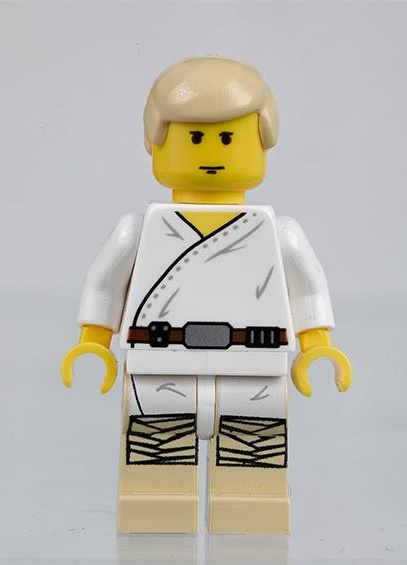 Alfa img - Showing > 2014 LEGO Star Wars Luke Skywalker