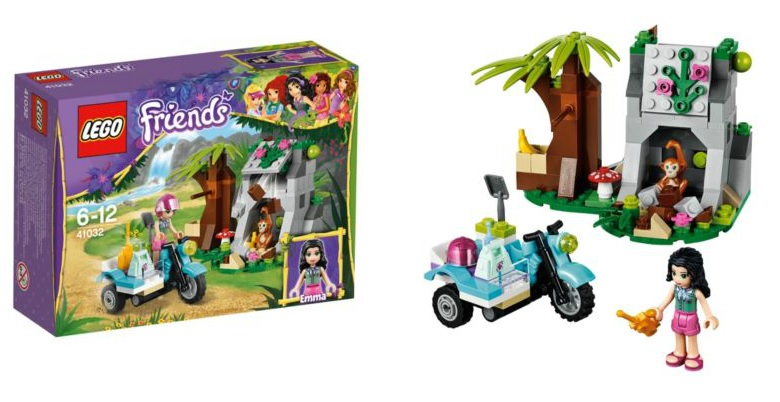41032 LEGO Friends First Aid Jungle Bike