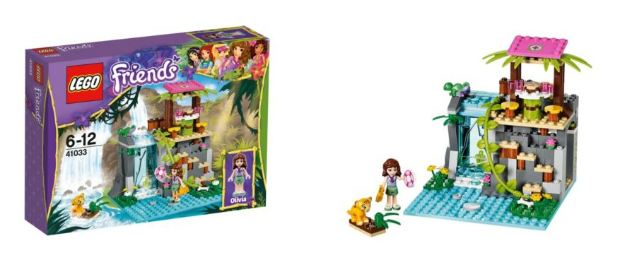 41033 LEGO Friends Jungle Falls Rescue