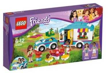 41034 LEGO Friends Summer Caravan (Pre)