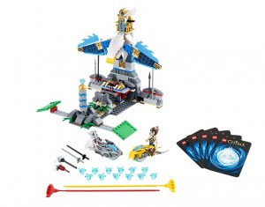 70011 LEGO Chima Eagles' Castle - Toysnbricks