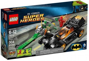 76012 LEGO Super Heroes Batman The Riddler Chase - Toysnbricks