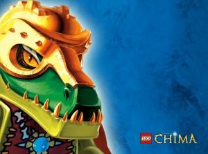 LEGO Chima Crominus Minifigure