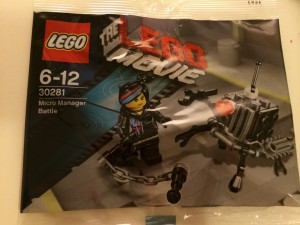 LEGO Movie 30281 Micro Manager Battle - Toysnbricks