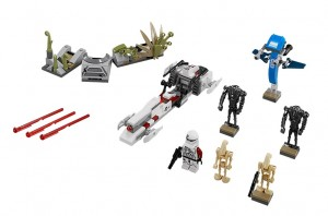 LEGO Star Wars Battle on Saleucami 75037 - Toysnbricks