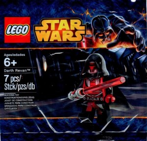 LEGO Star Wars Darth Revan Minifigure 5002123