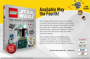 LEGO Star Wars The Visual Dictionary Updated and Expanded 2014