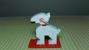 LEGO Target Bullseye Gift Card 4659758