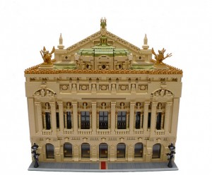 [MOC] Paris Opera at Palais Garnier