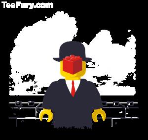 Toy Man LEGO Style T-Shirt